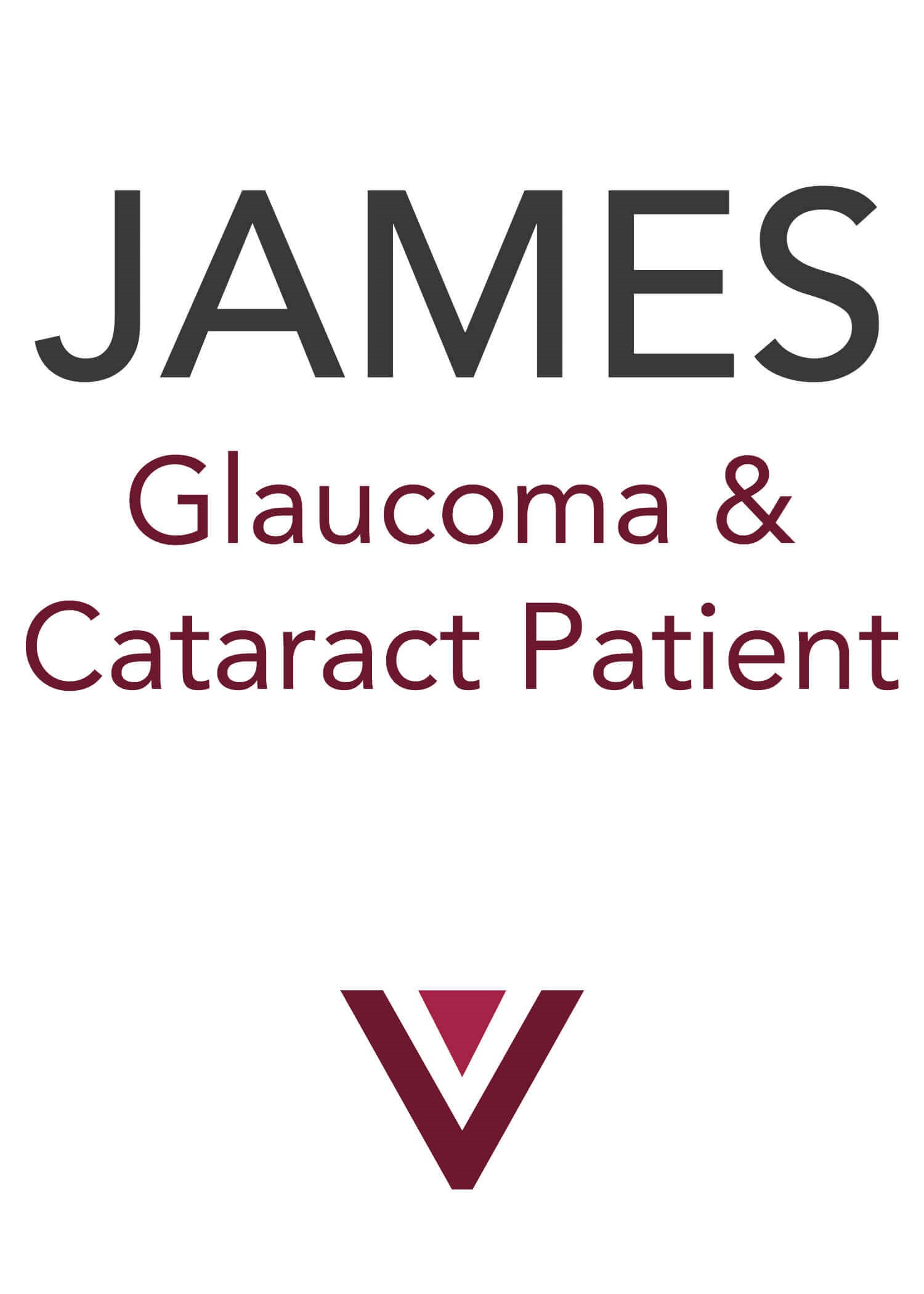 Glaucoma & Cataract Patient #glaucomagamechanger