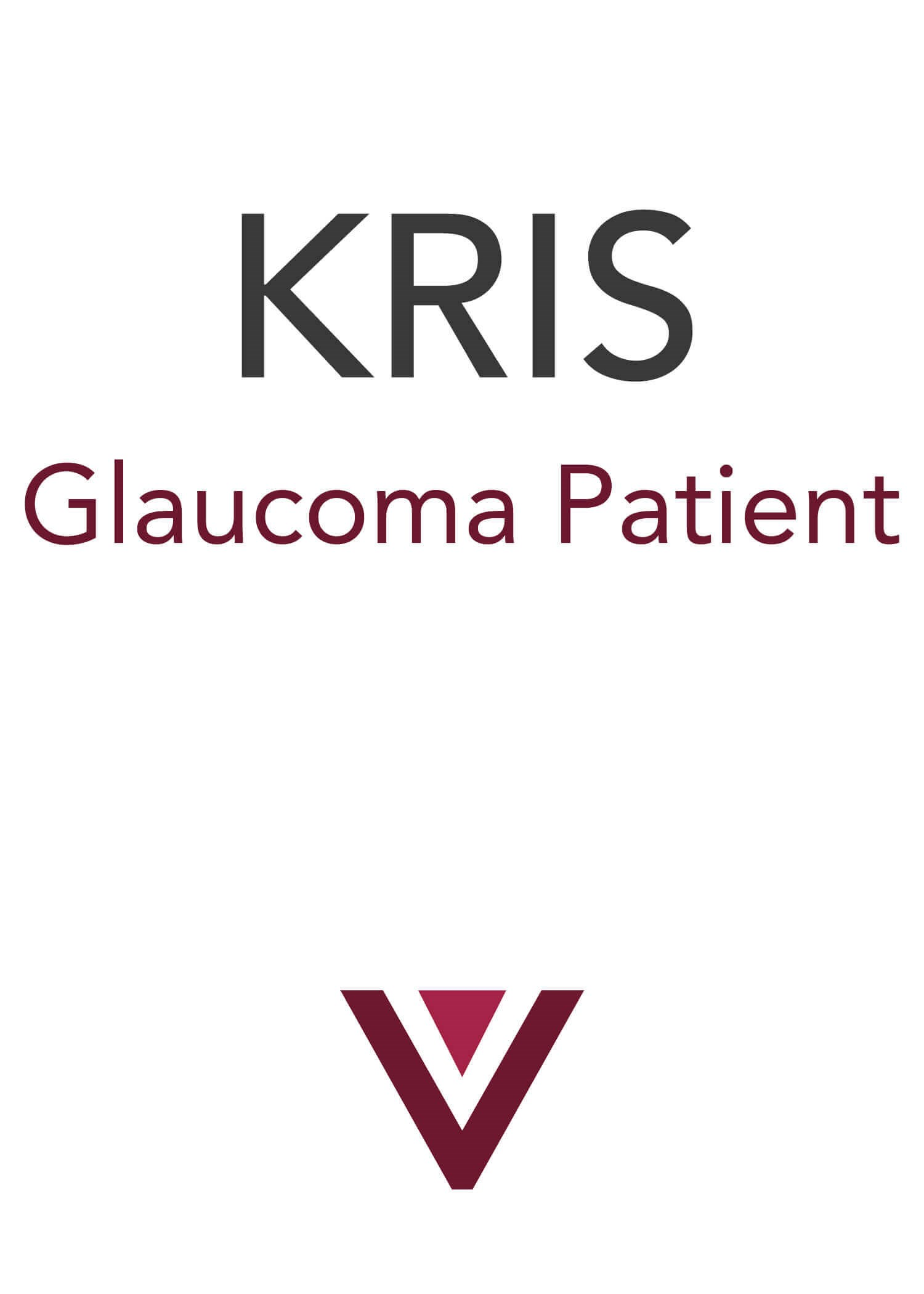 Kris is off of drops! Glaucoma Game Changer