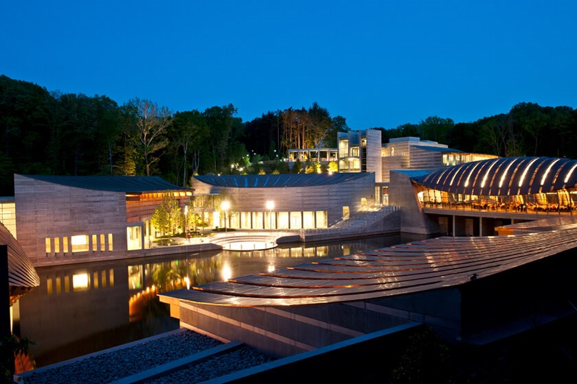 Image of Crystal Bridges Museum