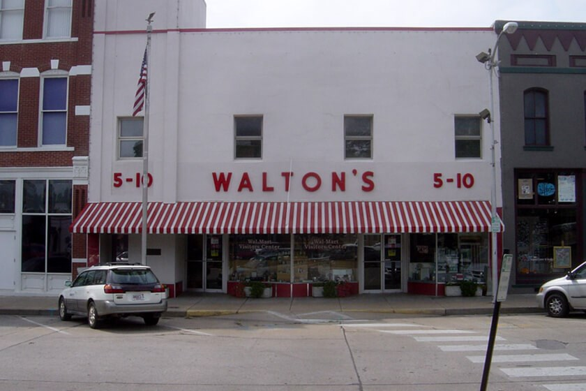Image of Walton 5 & 10