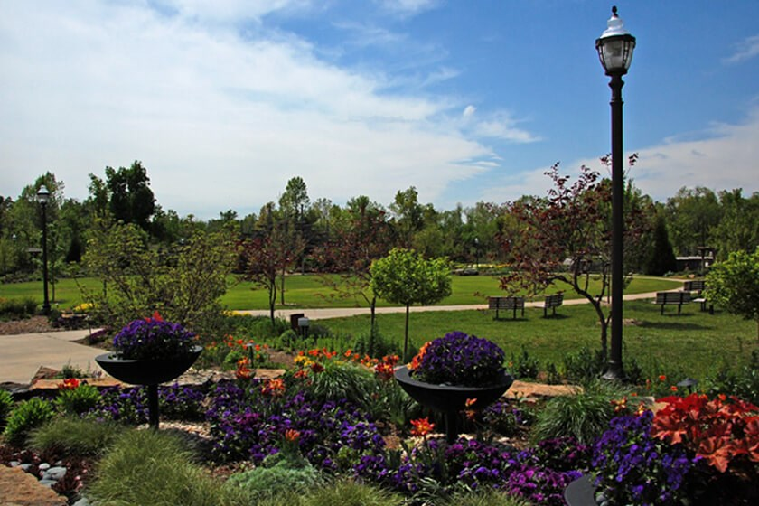 Image of Botanical Garden of the Ozarks